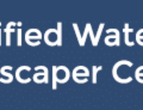 Water Efficient Landscape Training Series